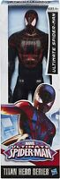 Official Marvel Spiderman Black Suite Avengers Titan Hero Figure Gift Toy Kids