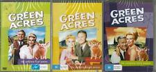 GREEN ACRES -  COMPETE FIRST, SECOND AND THIRD SEASON -  NEW DVD FREE LOCAL POST