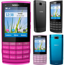 Unlocked Nokia X3-02 Touch Screen WIFI MP3 5.0MP 3G GSM Slider Cellular Phone