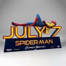 Marvel MCU Spider-Man Homecoming Theatrical Standee. Brand New.