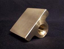 "3/4"" 4 Pitch Left Hand Pillow Type Acme Bronze Nut"