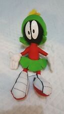 "Looney Tunes 10"" Marvin The Martian Plush Toy Warner Bros"