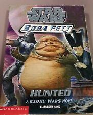 Star Wars The Clone Wars Boba Fett #4 Hunted Paperback Book Novel