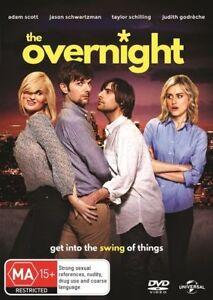 The Overnight (DVD, 2015)Australian Stock