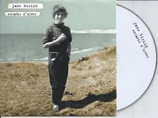 JANE BIRKIN - Enfants D'Hiver CD Album Promo 12TR CARDSLEEVE EU PRINT 2008