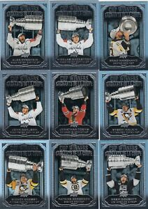 2020-21 UPPER DECK TIM HORTONS CUP WINNERS  COMPLETE SET of 15 CARDS