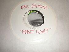 Neil Diamond 45 Heartlight TEST PRESSING