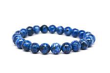 Jasper Stone Beaded Mens Bracelet Handmade