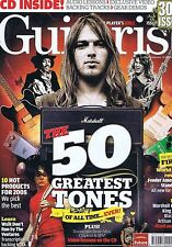 DAVE GILMOUR / MARSHALL KERRY / KING HEAD	Guitarist	no.	300	Mar	2008
