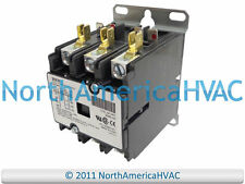 York Luxaire Coleman Contactor Relay 3 Pole 30 Amp 42BF35AJAFU CR453AC3HBBD00AB