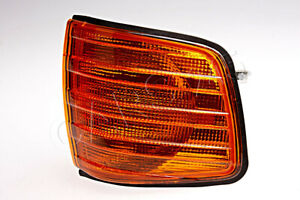 TYC Corner Light Indicator Amber Offside Fits MERCEDES W126 C126 Coupe 1981-1991