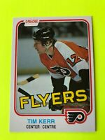 Tim Kerr O-Pee-Chee NHL Hockey Card #251 1981-82