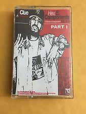 DJ CLUE Hev E Components Hip Hop NYC Mixtape Cassette