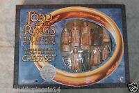 Il Signore degli Anelli - Il Ritorno del Re Chess Set Scacchi CHARACTER GAMES