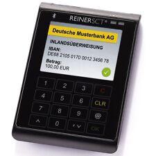 ReinerSCT cyberJack Wave - USB / Bluetooth Chipkartenleser für Online-Banking
