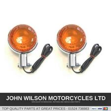 Yamaha XVS 1100 Dragstar Classic 2000-2007 Rear Indicators Pair