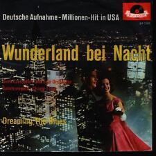 """7"""" Bert Kaempfert Wunderland bei Nacht 60`s Polydor 24 086"""