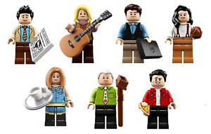 LEGO 21319 FRIENDS Central Perk Choose Your Minifigure - NEW