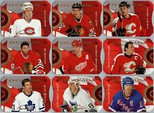 1996-97 DONRUSS CANADIAN ICE O CANADA INSERT CARDS PICK YOUR SINGLES FINISH SET