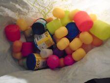 LOT of 60+ Empty Kinder Eggs Grossery Gang Poopeez Mashems Fashems +