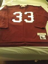 Mitchell Ness M&N Redskins Authentic Sammy Baugh Jersey 52 USA RARE Durene XXL