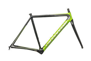 2018 Cannondale SuperSix EVO Hi-MOD Disc Road Bike Frameset 52cm Carbon