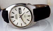 Vintage 1970 Seiko 5 Actus 6106-8420 23J Automatic Watch. JDM Model.