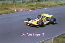 Ronnie Peterson Colin Crabbe Racing March 701 Dutch Grand Prix 1970 Photograph 2