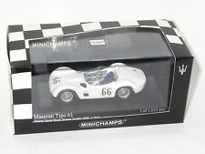 1/43 Maserati Tipo 61   Nassau Trophy   Nassau Speed Week 1960  J.Hall