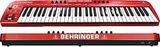 BEHRINGER UMX610  TASTIERA MIDI USB 61 TASTI