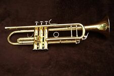 GREAT MARCATO TRUMPET SOPHIA SERIES STRADIVARIUS COPY purchased in Japan