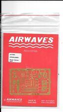 Airwaves Super Entendard Photo Etch Details in 1/72 91, For Airfix or Heller
