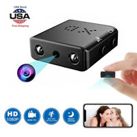 Full HD 1080P Mini Hidden Spy Camera Night Vision Motion Security DVR Camera Up