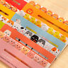 120 Page  Animal Sticker Marker Bookmark Memo Flags Sticky Notes