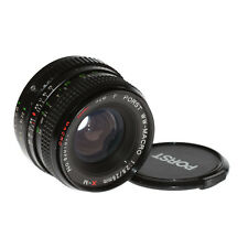 Porst GMC For Ww-Macro 28mm 1: 2,8 X-M Wide Angle Lens For Fujica X By Seller