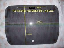 Cramer- Kocher Dometic  Glasabdeckung 57,5 x 40,8cm  Koch- und Grillzubehör