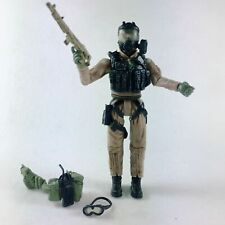 BBI Elite Force 1:18 U.S. Army Desert Ops Figure with Gun Helmet Google