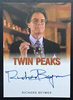 """Twin Peaks Archives 2019 Rittenhouse Richard Beymer """"Ben Horn"""" Autograph Card"""