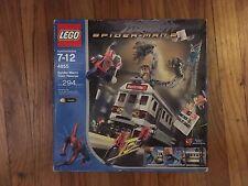 LEGO Spider-Man 2 's Train Rescue (4855) - RARE and UNOPENED