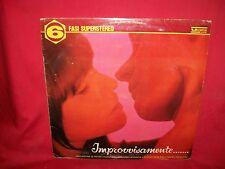 IMPROVVISAMENTE Phase 6  LP 1969 SCIASCIA ROELENS PEZZOTTA HAMILTON MINT-