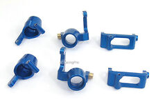 Alloy Kunckle Arm+C-Hub for Tamiya TamTech-Gear GB-01