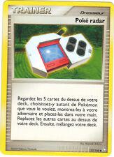 Pokémon n° 133/146 - Trainer - Poké radar