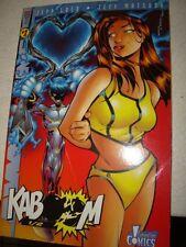 Kaboom! 1 Jeph Loeb Jeff Matsuda Image Comics Comic strip fiction / graphic nov