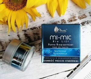Ava Laboratorium Mi-Mic Bio Lift Face Cream Effective Regeneration Day/Night