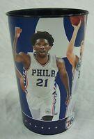 PHILADELPHIA 76ERS SIXERS NBA JOEL EMBIID, BEN SIMMONS DARIO SARIC STADIUM CUP