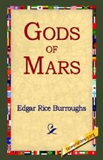 Gods of Mars by Edgar Rice Burroughs (Hardback, 2005) New Book