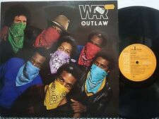 WAR – Outlaw - Rca Victor – 1982