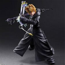 Play Arts Kai Kingdom Hearts II Roxas Organization XIII Ver. PVC Figure No Box