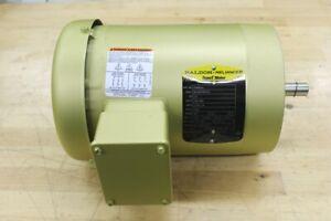 New Baldor 3/4hp Electric Motor, TEFC, 3ph, 1750rpm - m/n 29UX90