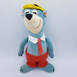 "Vintage Merrythought Hanna Barbera Yogi Bear 10.5"" Collectable Rare Teddy Toy"